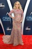 Carrie Underwood Brought Some Serious Flower Power to the CMAs, and We're Starstruck