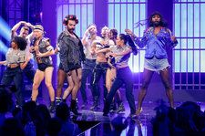 Jonathan Van Ness & Karamo Brown Channel Lady Gaga and Beyoncé in Epic 'Telephone' Lip Sync