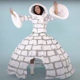This DIY Igloo Dress From the Lizzie McGuire Movie Is Exactly What Dreams Are Made Of