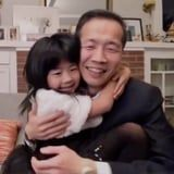 "Lee Isaac Chung's Daughter Makes a Sweet Cameo in Golden Globes Speech: ""I Prayed!"""