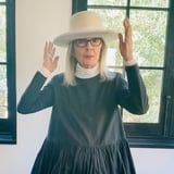 Diane Keaton Showing Off Her Extensive Hat Collection Is the Wholesome Content You Need