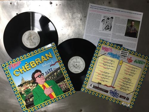 Multicultural Sounds Power 'Chebran Volume 2: French Boogie 1982-1989'