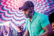Idris Elba On Making His U.S. Festival Debut At Coachella: 'If I'm Proper Sweaty, I Did All Right'