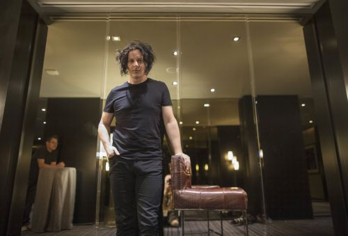 Rare Jack White-Upholstered Ottoman On eBay - Buy It And See If There's A Record Hidden Inside