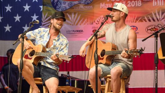 News: BMI Songwriters Deliver Blazing Sets at 2018 Key West Festival