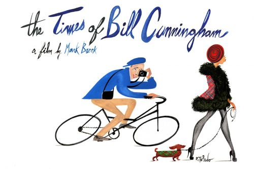 In 'The Times of Bill Cunningham', an Iconic Photographer Marches to the Beat of His Own Drum