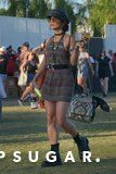 Vanessa Hudgens Is the Definition of Happiness in This Boho Outfit at Coachella
