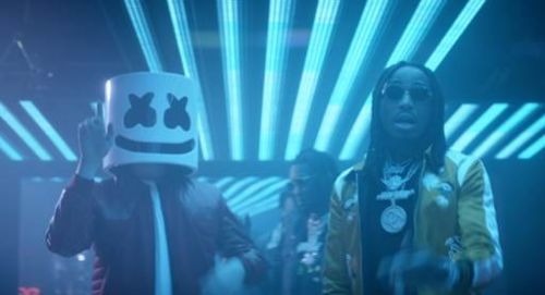 """Migos and Marshmello Go to the Club with Elves and Orcs in """"Danger"""""""