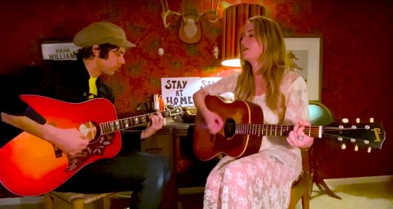 "Watch Margo Price Debut New Song ""Someone Else's Problem"" In Recorded-From-Home Tiny Desk Concert"
