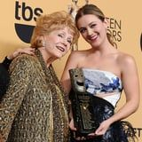 Billie Lourd Joins Will & Grace to Honor Her Grandmother, the Late Debbie Reynolds