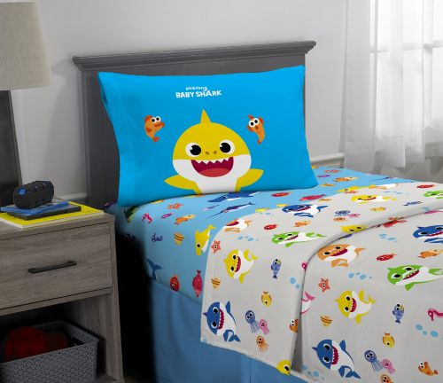 Walmart Is Selling Baby Shark Bedding - Gasps - It's Not Over, Folks