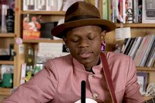 Watch J.S. Ondara's Voice Soar in Spellbinding Tiny Desk Concert