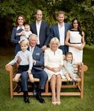 Surprise - Kate Middleton's Perfect Polka Dot Dress Just Showed Up in This Royal Portrait