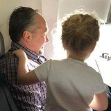 This Mom's Flight With Her Kids Was a Nightmare, Until a Fellow Passenger Went Above and Beyond