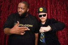 Kill Your Masters: How Run the Jewels Took on the World, And Won