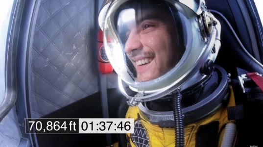 """We Talked to Towkio About Going to Space: """"Oh My God, I'm In Space"""""""