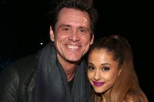 Ariana Grande Thanks Longtime Idol Jim Carrey for Advice on Depression