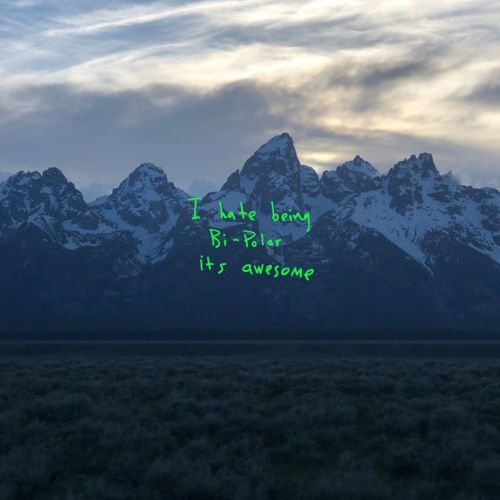 Kanye West Attempts Some Life-Affirming Love on 'ye'