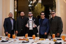 Latin Grammy Nominee El Fantasma Honored as SoundExchange Breakout Artist