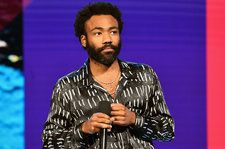 Childish Gambino Performs an Impromptu Version of 'This Is America' at the 2018 BET Awards