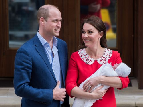 "Prince William Jokes About Having ""Thrice the Worry Now"" After Welcoming His Third Child"