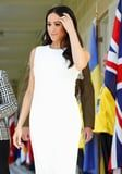 "Meghan Markle's White Dress Is Actually Called the ""Blessed Dress,"" and How Fitting Is That?"