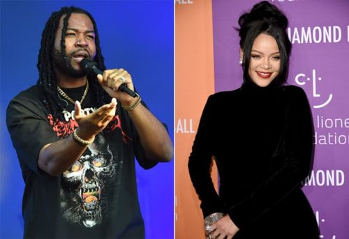 Surprise! Rihanna Teams Up With PartyNextDoor For Her First Song in Almost 3 Years