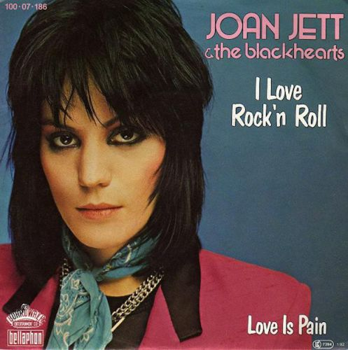 "The Number Ones: Joan Jett And The Blackhearts' ""I Love Rock 'N Roll"""