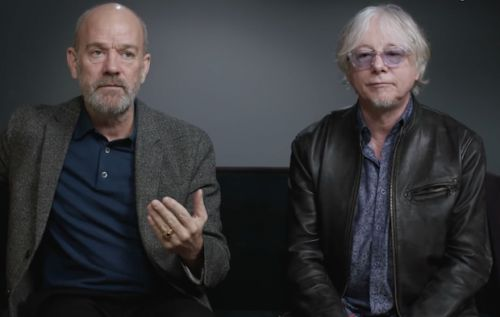 Watch Michael Stipe Tell A Story About Quincy Jones Asking Him To Befriend Michael Jackson
