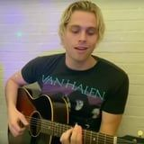 """5SOS's Luke Hemmings Acoustic Version of """"Old Me"""" on The Tonight Show Is Simply Beautiful"""