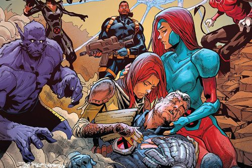 On Melodrama and Family Ties in Marvel's 'X-Men: The Exterminated 1'