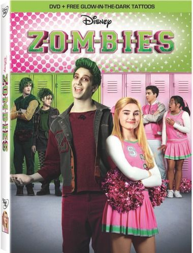 DVD Review: Disney's Zombies