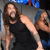 Jason Momoa Did the Haka With His Kids at the Aquaman Premiere, and I May Never Recover