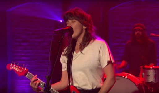 Watch Courtney Barnett Kick Ass On Seth Meyers