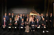 Yuri, Andy Montañez, Chucho Valdés and More Honored With Latin Grammys Special Awards