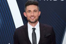 Michael Ray Talks Admiration for Post Malone at the 2018 CMA Awards: Watch