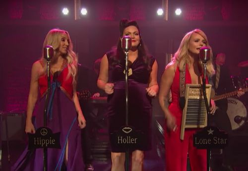 Watch Pistol Annies Kick Ass On Seth Meyers