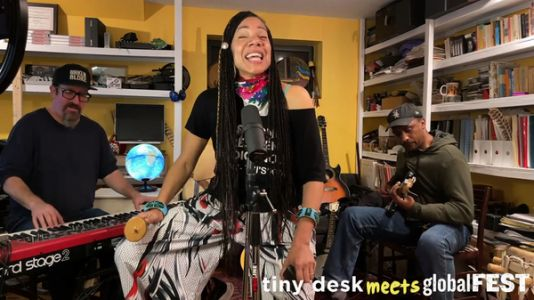 Martha Redbone: Tiny Desk Concert