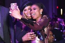 'Dreamgirls' Beyonce & Jennifer Hudson Reunite at Coachella