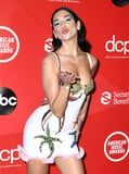 We'd Gladly Go Deep Sea Diving For the Versace Starfish Dress Dua Lipa Wore to the AMAs