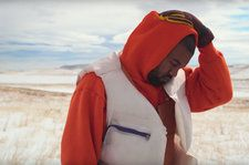 Kanye West Travels Through Snowy Wyoming With His Father in 'Follow God' Video
