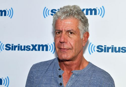 CNN Is Working on a Feature Documentary About Anthony Bourdain's Life and Work