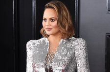Chrissy Teigen Opens Up About Kanye, Trump & 'Giving a F--' in 'Vogue'