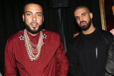 Drake Takes Another Shot at Kanye West on French Montana's 'No Stylist': Listen