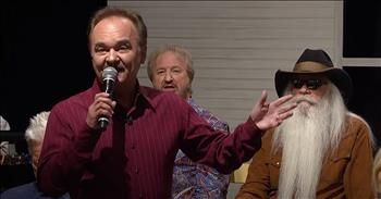 'Victory In Jesus' Classic Hymn From Jimmy Fortune