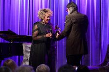 Thelma Houston Gets New Grammy to Replace Trophy Broken in Northridge Earthquake: 'I Had the Three Pieces Sitting Up Proudly'