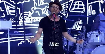'City On Our Knees' - TobyMac Live Performance