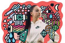 BBMA Nominee Bhad Bhabie on Being a Rapper 'For Real' and Growing Up on Nicki Minaj