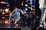 Sebastián Yatra and Reik Were So Excited to Win a Premio Lo Nuestro, They Literally Rolled on the Ground