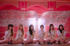 GFRIEND Release Music Video for Japanese Song 'Flower': Watch